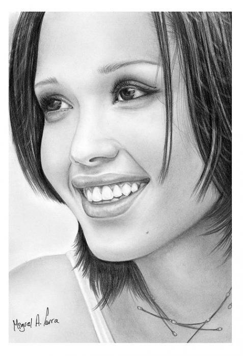 Jessica Alba by mgl8807